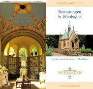 Führer durch Wiesbadens Friedhofskultur (PDF | 3,9 MB)
