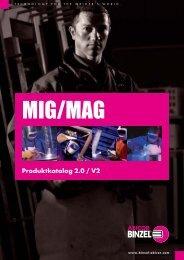 MIG-MAG - Katalog - LWB WeldTech AG
