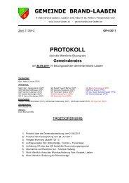 GR-Protokoll 11354-2 (106 KB) - .PDF - Brand-Laaben