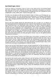 Karl Klenk - Arbeitsgemeinschaft Schweizer Volkstanzkreise ASV