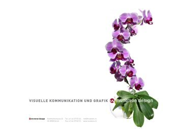 VISUELLE KOMMUNIKATION UND GRAFIK - mutation