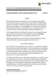 Planungshinweise Kraftfahrzeugwerkstätten - Struktur- und ...
