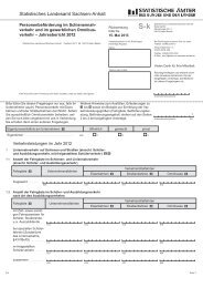 Jahresbericht 2012 - Statistisches Landesamt Sachsen-Anhalt