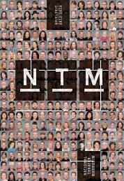NTM-Spielzeitheft - Nationaltheater Mannheim