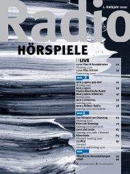 HÖRSPIELE - WDR.de
