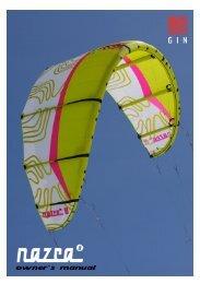 nazca ii - Gin Kites