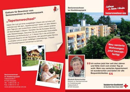Betreutes Wohnen (PDF)