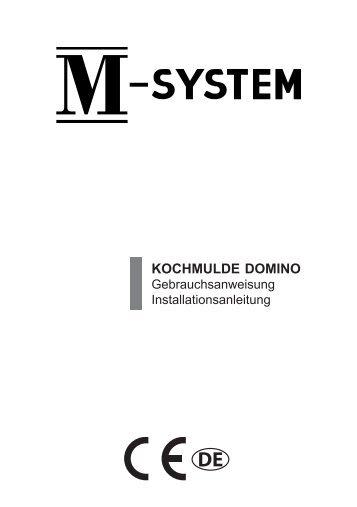KOCHMULDE DOMINO - ELBA ||| Service