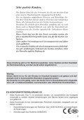 KOCHMULDE DOMINO - ELBA ||| Service - Seite 3