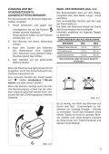 KOCHMULDE DOMINO - ELBA ||| Service - Seite 7