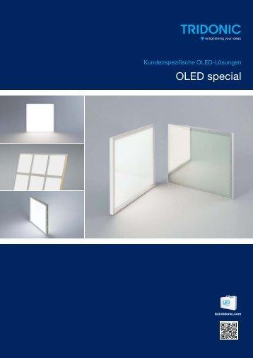 Leaflet OLED special - LEDON