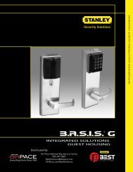BASIS G catalog (Page 1) - DH Pace Company