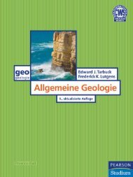 Allgemeine Geologie