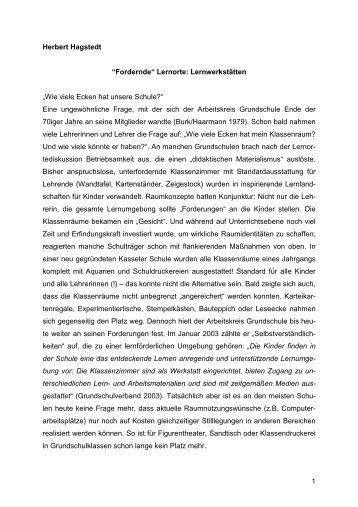 Download (PDF) - Forschendes Lernen