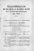 Geschäftsbericht der Stadtverwaltung Biel 1924 - Seite 4