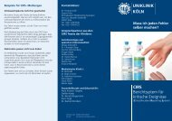 CIRS-Flyer (Fries) - Uniklinik Köln