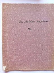 7. Sept. 1910 (Bern) - Vortrag 7