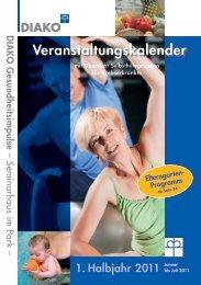 Veranstaltungskalender - Freie Kliniken Bremen