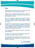 Les protections individuelles contre le bruit Les protections ... - Page 3