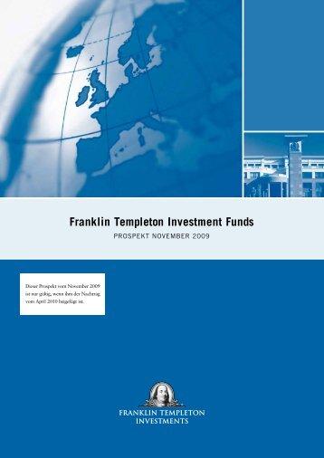 Franklin Templeton Investment Funds - primeit.eu