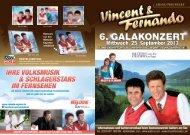 Download Informationen - Vincent und Fernando
