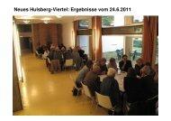 Hulsberg Viertel Herbstprogramm