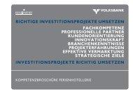 richtige investitionsprojekte umsetzen fachkompetenz professionelle ...