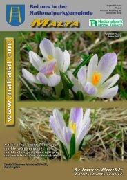 Gemeindezeitung März 2013 - Gemeinde Malta