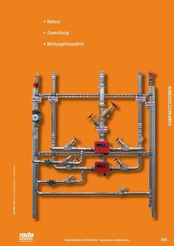 kompaktstationen • Robust • Zuverlässig ... - rada-nl.com