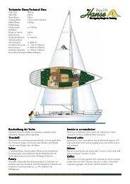 Type331 - Hanse Yachts