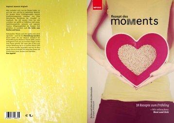 Das KundInnenmagazin als Download HIER - MPreis