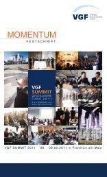 MoMenTUM - VGF SUMMIT Geschlossene Fonds