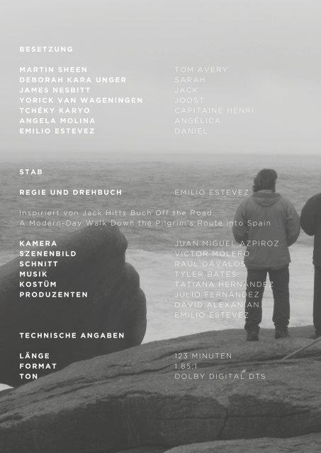 Dein Weg - Luna Filmverleih