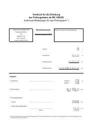 Prüfungsstatistik - Erhebungsbogen [Download,*.pdf, 0,01 MB]