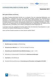 Download Sonderrundschreiben - Steuerberater Lüneburg ...