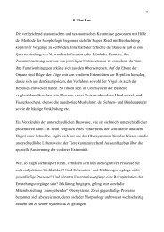 5. Fiat Lux Die verlgeichend anatomischen und ... - Rupert Riedl