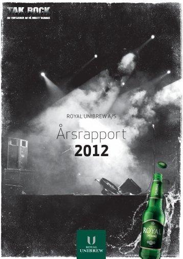 Årsrapport 2012 - GlobeNewswire