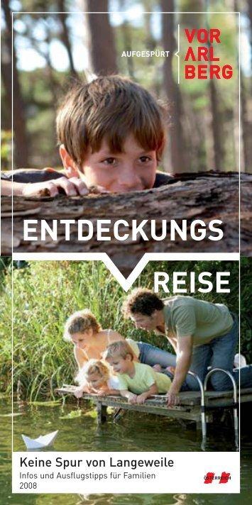 ENTDECKUNGS REISE