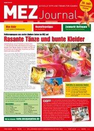 Rasante Tänze und bunte Kleider - MEZ Gägelow
