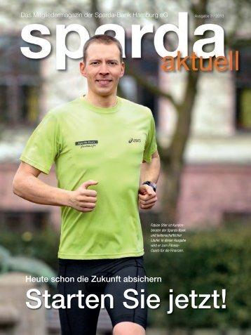 Ausgabe 3 / 2013 - Sparda-Bank Hamburg eG