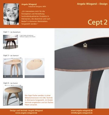 Cept 2 - Angela Wiegand-Design
