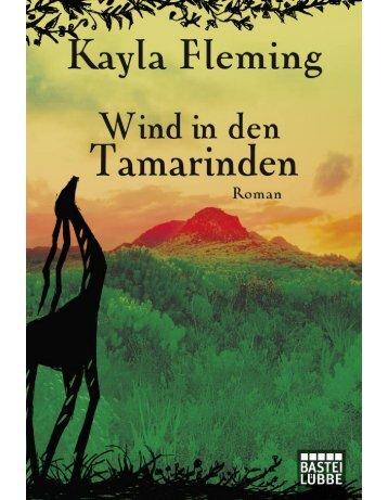 Leseprobe zum Titel: Wind in den Tamarinden - Die Onleihe