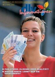 dlv-Informationen 02 2002 - Deutscher LandFrauenverband e.V.