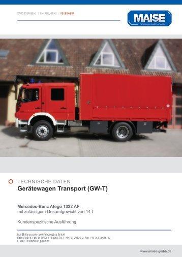 GW-T Umkirch - MAISE Karosserie