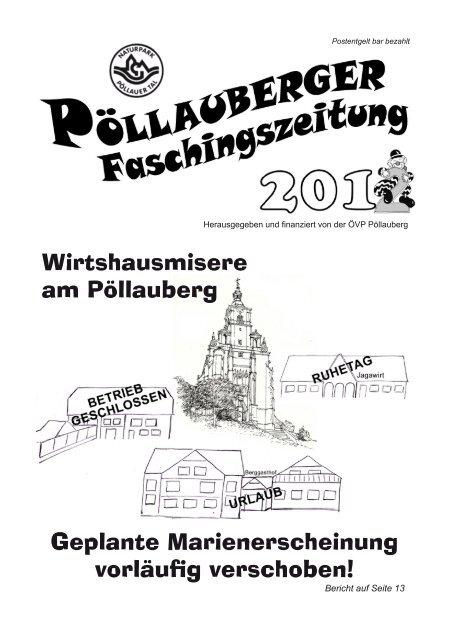 Nhere Infos auf Seite 5! - Gemeinde Pllauberg