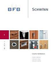 SCHWINN BFB Creativ5 Relingsysteme Katalog - BFB GmbH