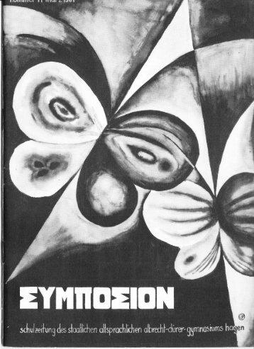 14 - Abitur-Jahrgang 1968 im AD, Hagen