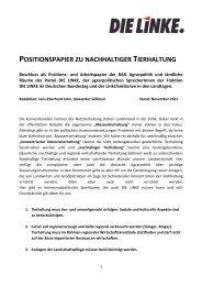 Download (pdf) - DIE LINKE. Alexander Süßmair, MdB