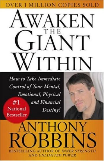 Anthony Robbins AWAKEN THE GIANT... - Lemma Coaching