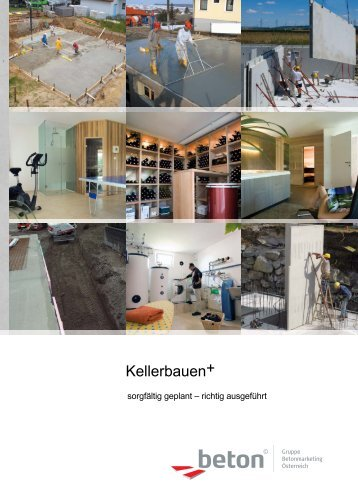 Download Broschüre - Kellerbauen+